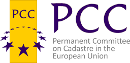 Logo PCC - Permanent Committee on Cadastre in the European Union